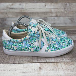 Converse Breakpoint Ox Floral Sneaker Shoes Sz 10